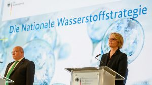 Die nationale Waserstoffstrategie